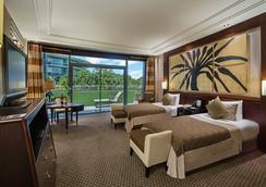 Calista Luxury Resort - เบเลก - ห้องนอน