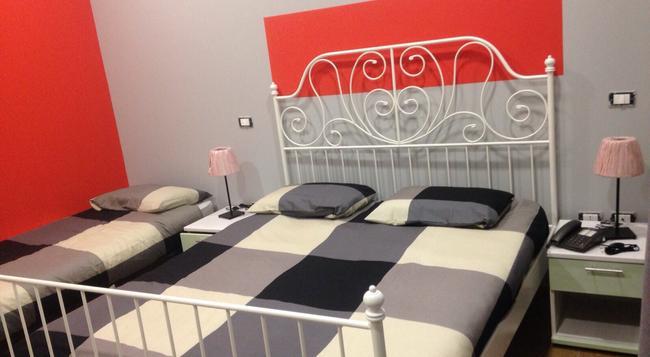 Hotel Bella Vita - Rome - Bedroom