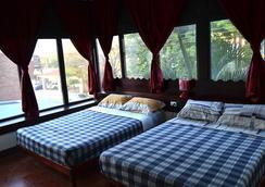 Hostel Columbus - ซานโฮเซ - ห้องนอน