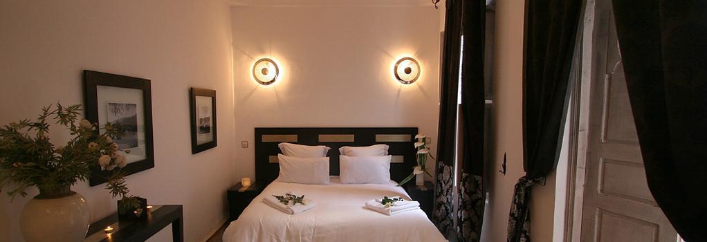 Riad Anyssates - Marrakesh - Bedroom