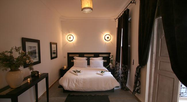Riad Anyssates - Marrakesh - Bedroom