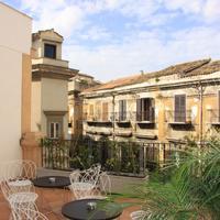Hotel Palazzo Sitano Terrace/Patio
