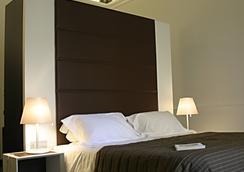Hotel Palazzo Sitano - ปาแลร์โม - ห้องนอน