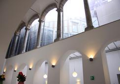 Hotel Palazzo Sitano - ปาแลร์โม - ล็อบบี้