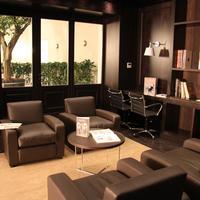 Hotel Palazzo Sitano Lobby Sitting Area