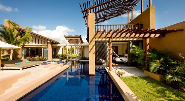 Banyan Tree Mayakoba - Playa del Carmen - Building