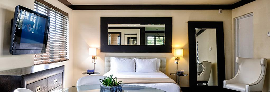 Lincoln Arms Suites - Miami Beach - Bedroom