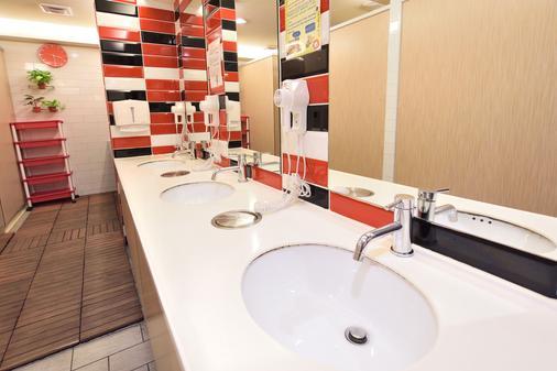 โรงแรม CU ไทเป - ไทเป - ห้องน้ำ