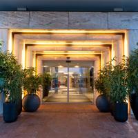 Wyndham Stuttgart Airport Messe Hotel Entrance