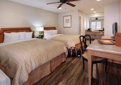 Anabella Hotel - อนาไฮม์ - ห้องนอน