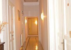 Hotel Texas - โรม - ล็อบบี้