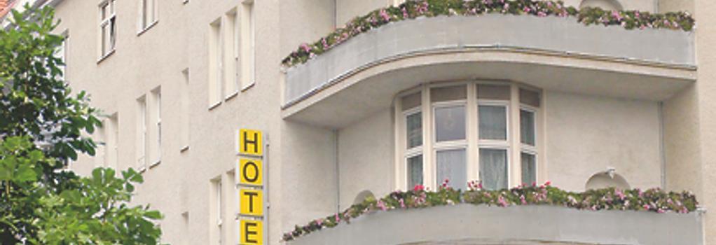 Hotel Bellevue am Kurfürstendamm - Berlin - Building