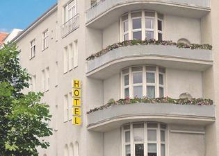 Hotel Bellevue am Kurfürstendamm