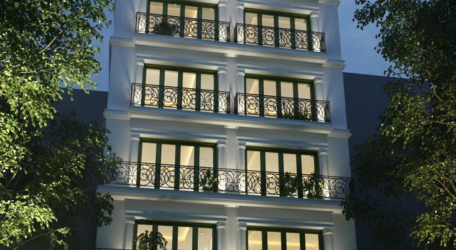 Eco Hotel Hanoi - Hanoi - Building