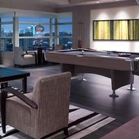New World Shanghai Hotel Executive Lounge