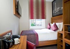 London Court Hotel - ลอนดอน - ห้องนอน