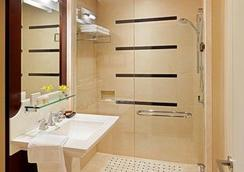 The St. Regis Hotel - แวนคูเวอร์ - ห้องน้ำ