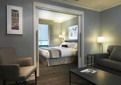 The St. Regis Hotel - แวนคูเวอร์ - ห้องนอน