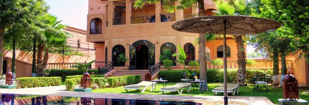 Palais Dar Ouladna - Marrakesh - Pool