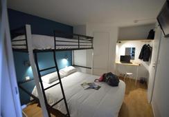 Fasthotel Limoges - ลิโมจส์ - ห้องนอน