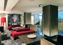 Hotel Grums Barcelona - บาร์เซโลน่า - เลานจ์