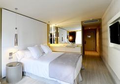 Hotel Grums Barcelona - บาร์เซโลน่า - ห้องนอน
