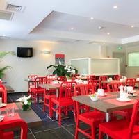 Best Western Marseille Bourse Vieux Port Dining Area
