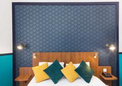 Hotel Crillon Centre Nice by Happyculture - นีซ - ห้องนอน