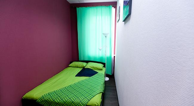 Hostel Teplo - Saint Petersburg - Bedroom