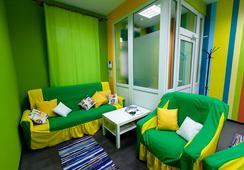 Hostel Teplo - เซนต์ปีเตอร์สเบิร์ก - เลานจ์