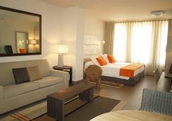 Eco Alcala Suites - มาดริด - ห้องนอน