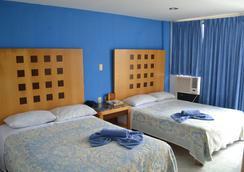 Hotel Ziami - เวรากรุซ - ห้องนอน
