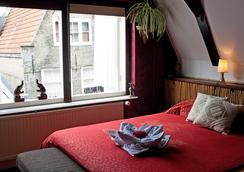 Bed & Breakfast Barangay - อัมสเตอร์ดัม - ห้องนอน