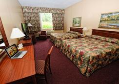 Adam's Airport Inn - ออตตาวา - ห้องนอน