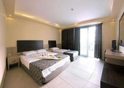Arabella World Hotel - อลันยา - ห้องนอน