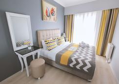Serenity Suites Istanbul Airport - อิสตันบูล - ห้องนอน