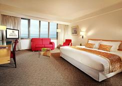 Regal Airport Hotel - ฮ่องกง - ห้องนอน