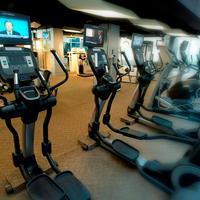 Regal Airport Hotel Gym