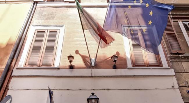 Relais Group Palace - Rome - Building