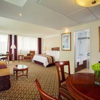 Leipzig Marriott Hotel Deluxe room