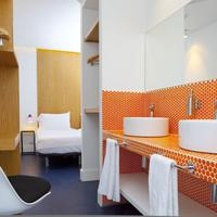 Sleep'n Atocha Guestroom