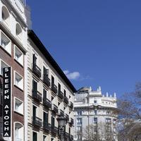 Sleep'n Atocha Hotel Front