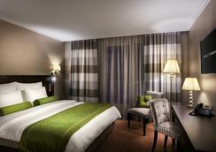 Cosmopolitan Hotel Prague - ปราก - ห้องนอน