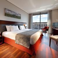 Hotel Via Castellana Guestroom