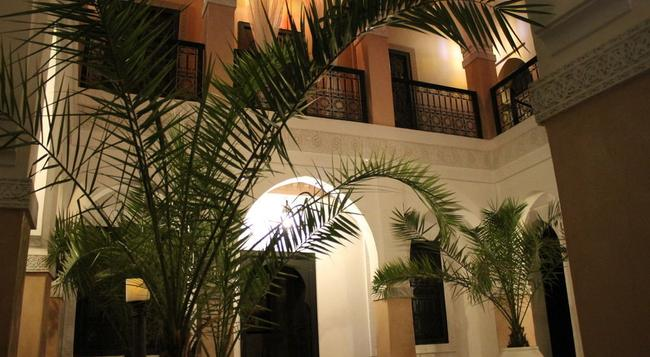 Riad Althea El Mellah - Marrakesh - Building