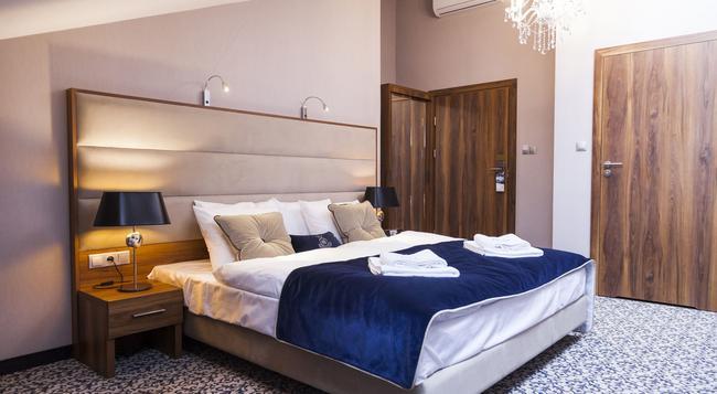Excelsior Boutique Hotel - Krakow - Bedroom