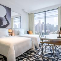 JW Marriott Singapore South Beach Guest room