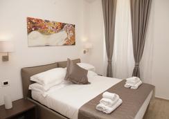Maison Maneli Luxury B&B - โรม - ห้องนอน