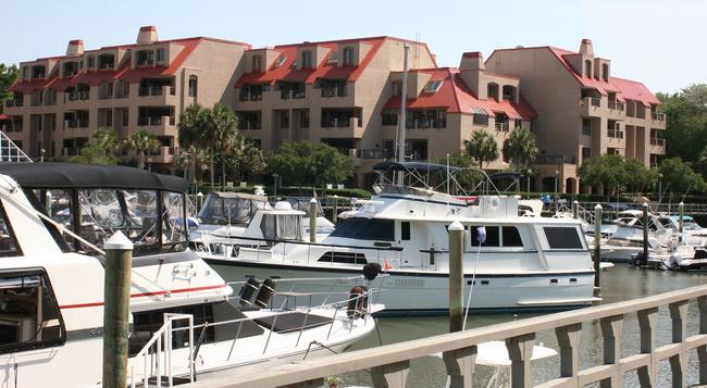 Harbourside III - Hilton Head - Building