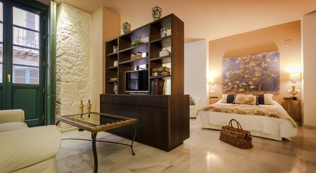 Luces de Catedral - Alicante - Bedroom
